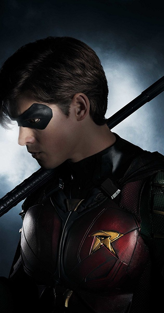 Robin from the Titans DC Universe series