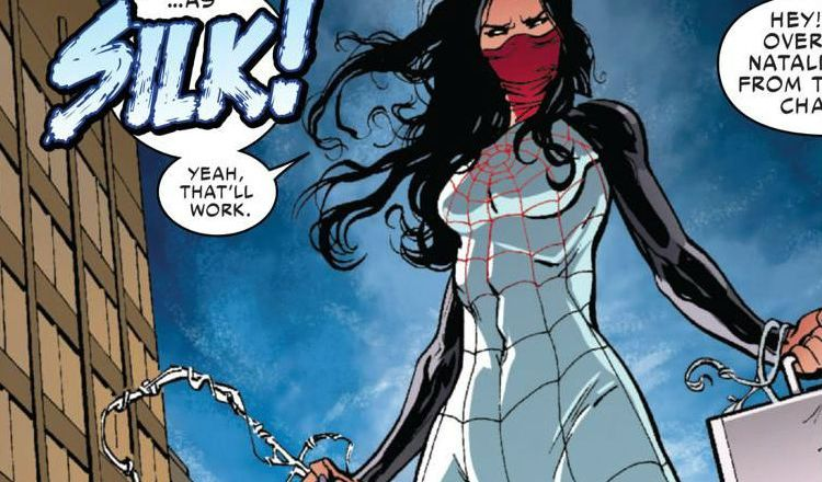 Sony To Produce Spider-Man Spinoff Starring Silk